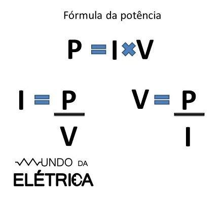 Potencia elétrica
