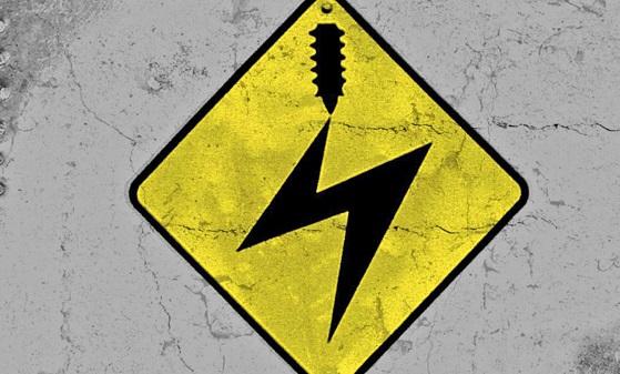 Perigo alta voltagem