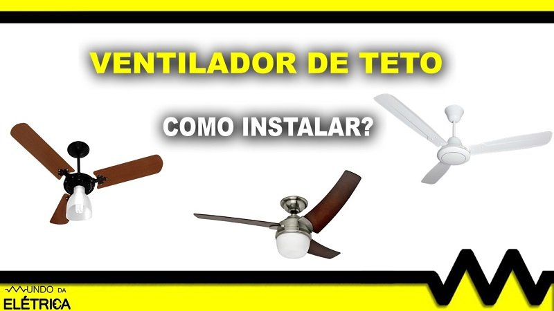 Tips for installing the fan.