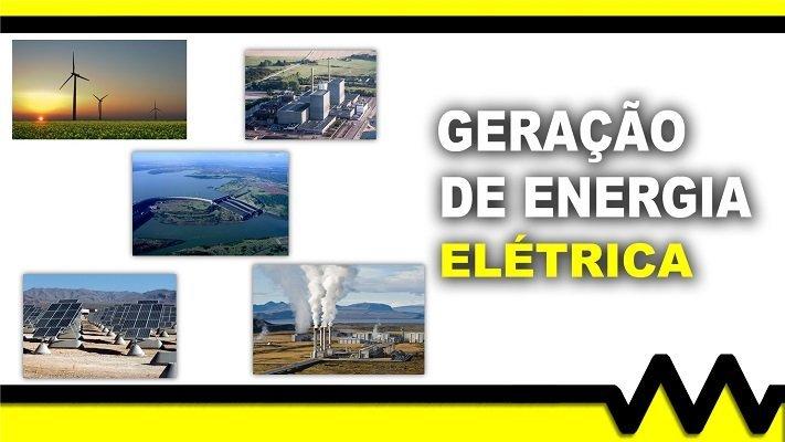 Tipos De Energia E Geração De Energia Elétrica Mundo Da Elétrica